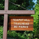 Teapot Hill Trailhead