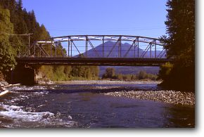 Vedder River, Chilliwack, BC, Canada