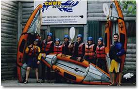 chilliwack river rafting adventures